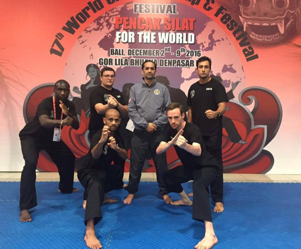 UK Silat Team, World Championships 2016